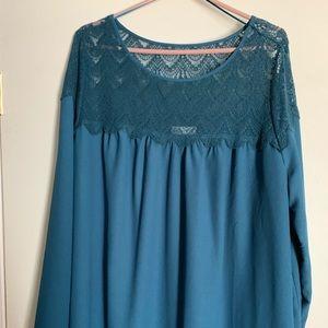 Plus size Ava and Viv dress